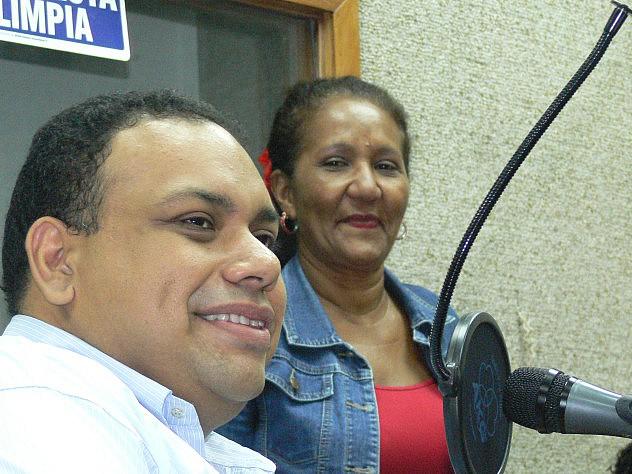 Víctor Márquez y Alejandrina Reyes