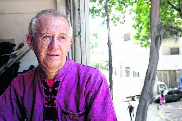 Carlos Ricardo Cisterna (Foto: Correo del Orinoco)