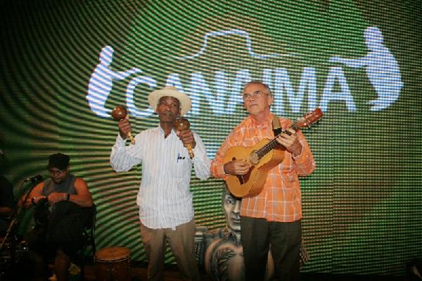 Mónico Márquez y Beto Valderrama. Foto: Diario Región