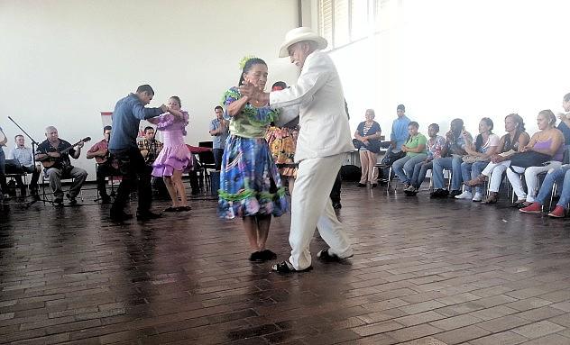 Baile del Joropo Guayanés