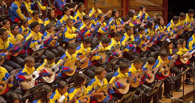 Foto: Venezuela Sinfónica