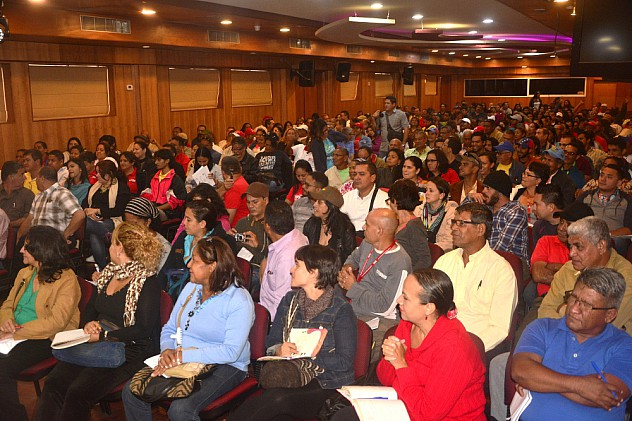 encuentro nacional con operadores culturales