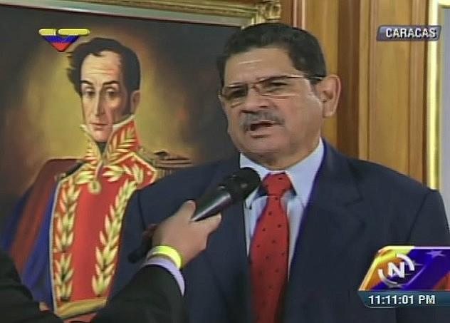 José Luis Berroterrán, nuevo ministro de Agricultura y Tierras