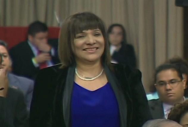 Nancy Pérez, nueva ministra de Salud