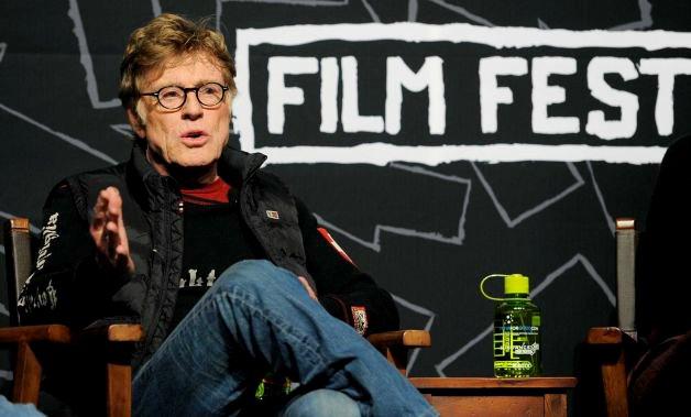 Citó Maduro a Robert Redford en Sundance en 2013, en torno a la relación entre la violencia y el cine