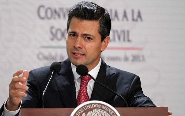 Presidente de México, Enrique Peña Nieto. (Foto: Archivo)