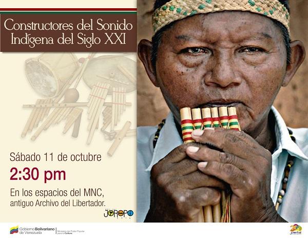 Evento Sonido Indigena
