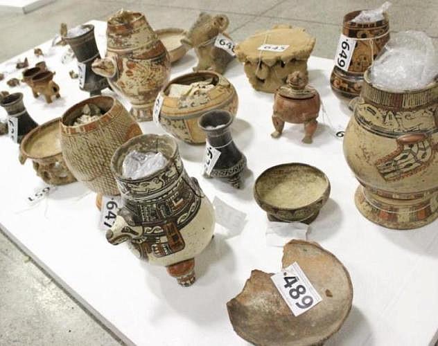 La lucha contra el tráfico ilícito de bienes culturales es otra de las funciones del IPC
