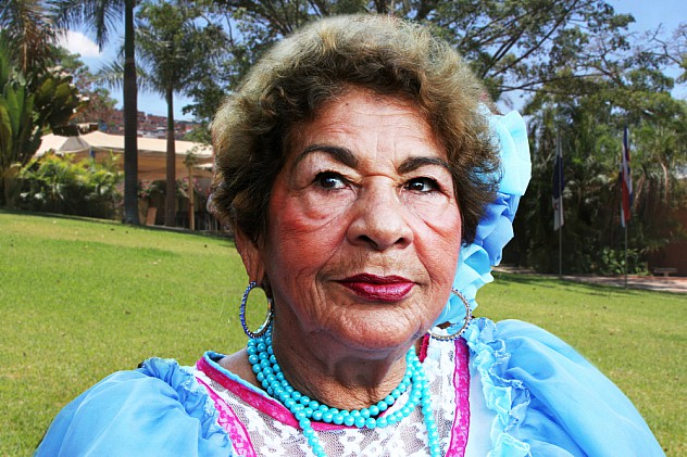 Maria Rodriguez. Foto: Prensa CDC