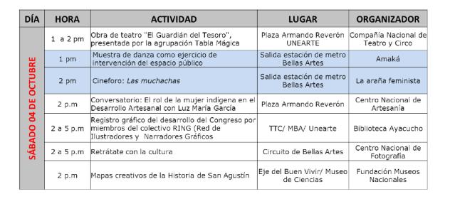 TomaCulturalCongresoNacionalCultura006