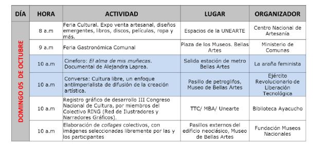TomaCulturalCongresoNacionalCultura010