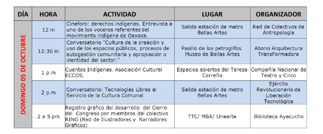 TomaCulturalCongresoNacionalCultura012