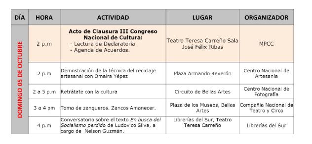 TomaCulturalCongresoNacionalCultura013