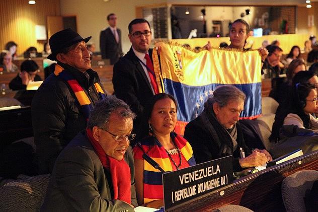 Delegación venezolana presente en la 9na sesión del Comité Intergubernamental del Patrimonio Cultural Inmaterial_IMG_6218