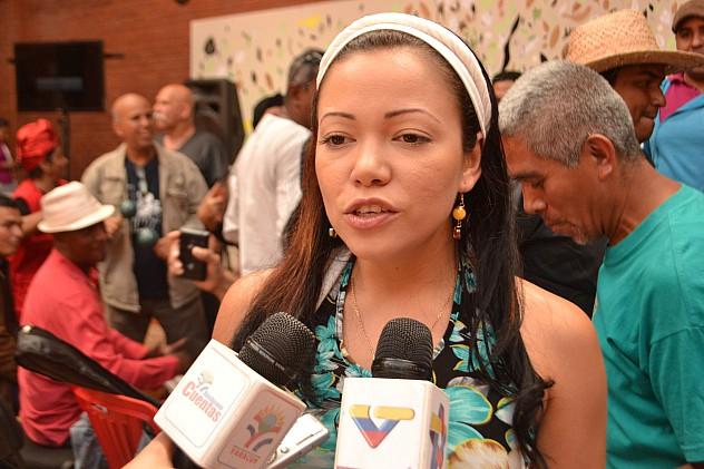 F3- Berlis Pinto, cultora del estado Carabobo