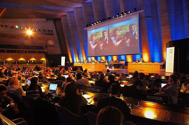 PRESENTACIÓN DEL EXPEDIENTE MAPOYO EN LA UNESCO_FOTO RAFAEL SALVATOREIMG_6220 copia