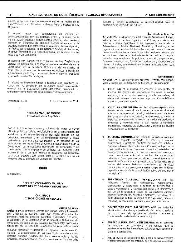 Gaceta Oficial Extraordinaria Nº 6.154 LOC-2_2