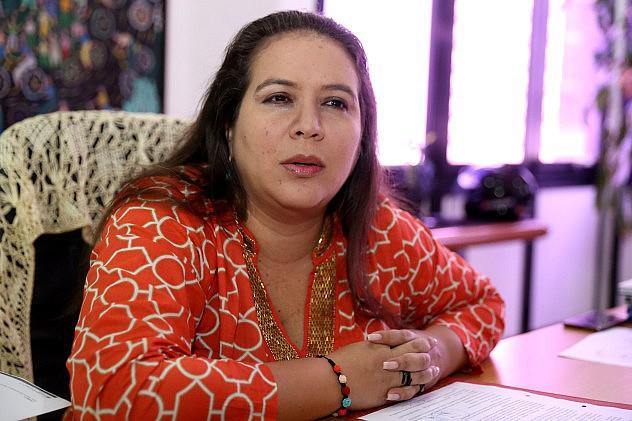 Lisett Torres, presidenta de la Fundación Casa del Artista (Foto: Zurimar Campos, AVN)
