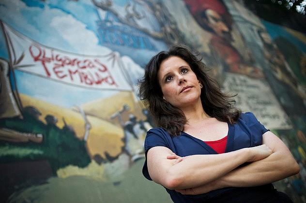 Eva Golinger (Foto:  Meridith Kohut)