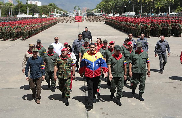Foto vía HoyVenezuela