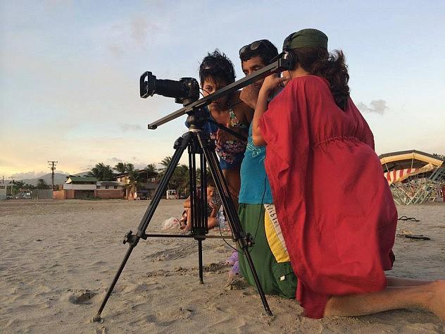 F1- Las luces del Festival de Cine de la Mujer Marialion