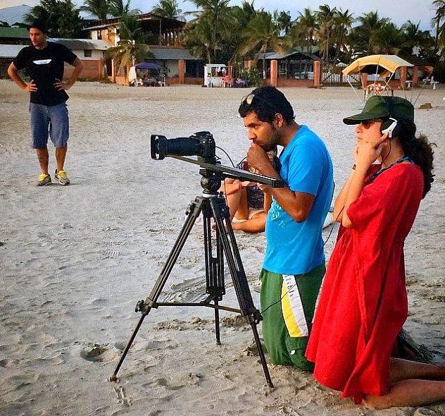 F1- Las luces del Festival de Cine de la Mujer Marialionza 2015