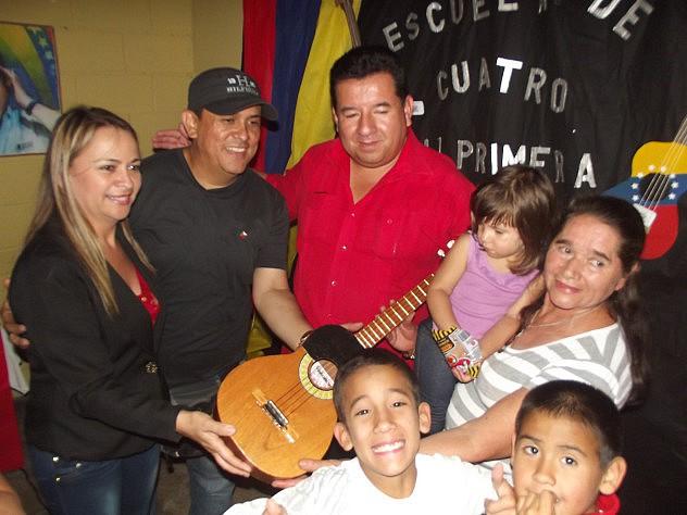 INSTRUMENTOS MUSICALES QUE PERMITIERAN A LOS NIÑXS CRECER EN VALORES VENEZOLANOS