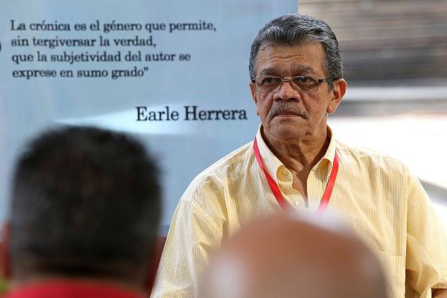 Earle Herrera (Archivo, AVN)