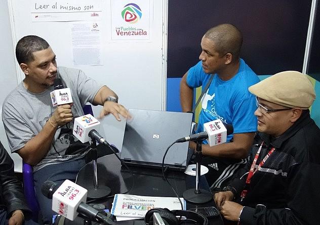 Intifada con Oswaldo Rivero y Christian Aguilar