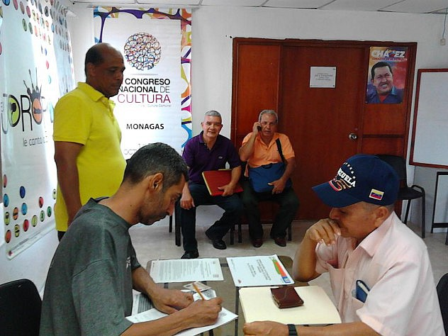 Foto: Gabinete Cultural de Monagas
