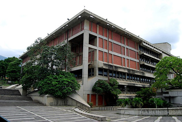 Biblioteca Nacional de Venezuela. Foto: HoyQueHay.net
