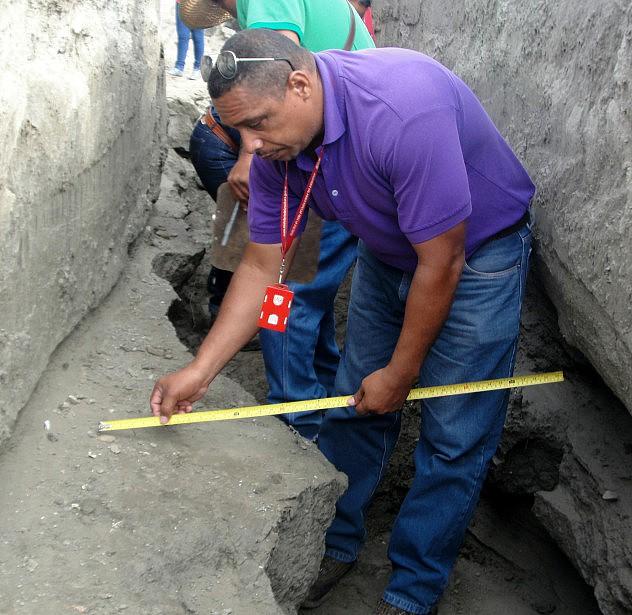 F4- Aún existen restos humanos y de vasija