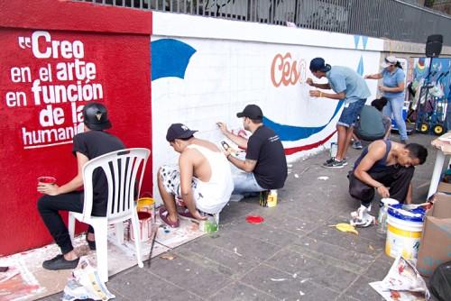Mural cesar rengifo bellas artes4