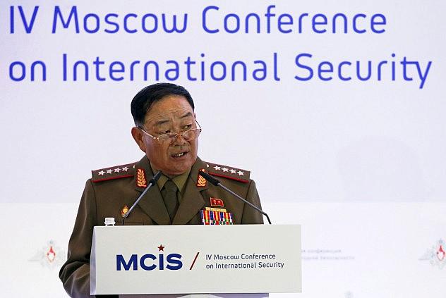 El ministro en una foto del 15 de abril (Reuters)