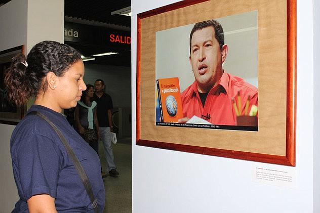 Expo Chavez Leector