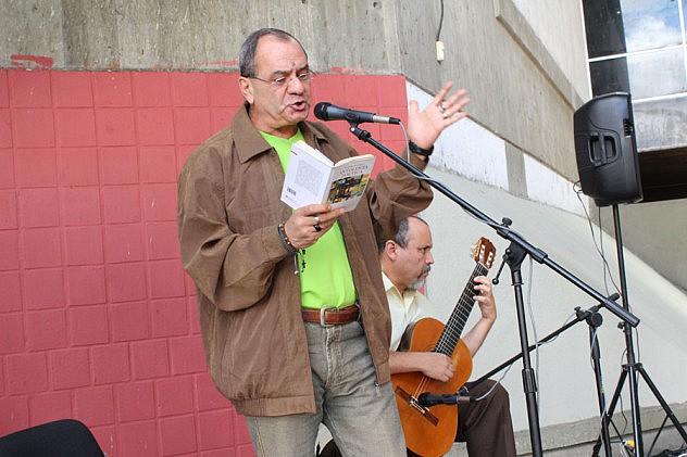 Recital Gabriel Saldivia en el Foro Libertador