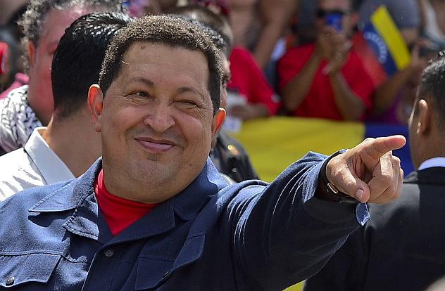 VENEZUELA--Con-arpa--cuatro-y-maracas-se-rindi--homenaje-a-Ch-vez-en-el-Poliedro-de-Caracas-este-s-bado
