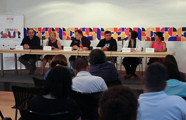 I Bienal del Sur. Foto: Milangela Galea