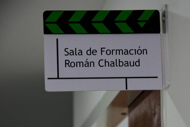 Sala de Formación Román Chalbaud - CNAC.