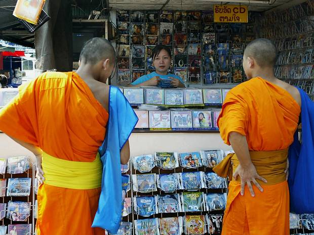 Monks_CDs