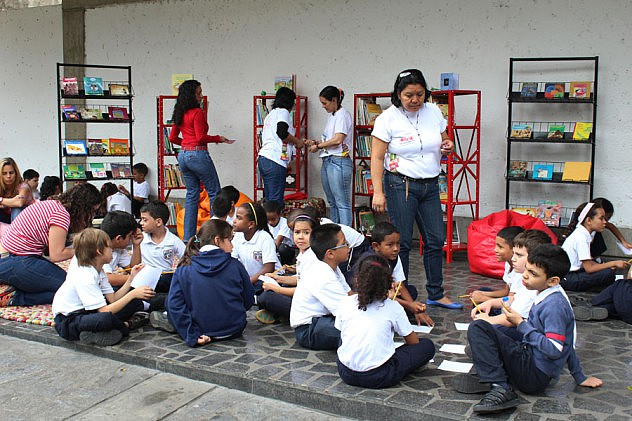 Promocion de Lectura y Actividades Culturales16