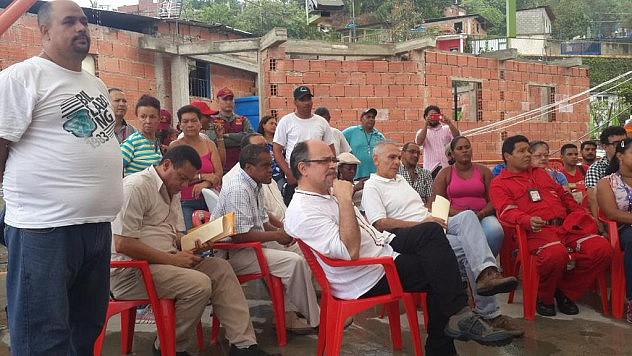 Evento realizado el pasado 22 de agosto en Vargas. Foto: Isis Ochoa