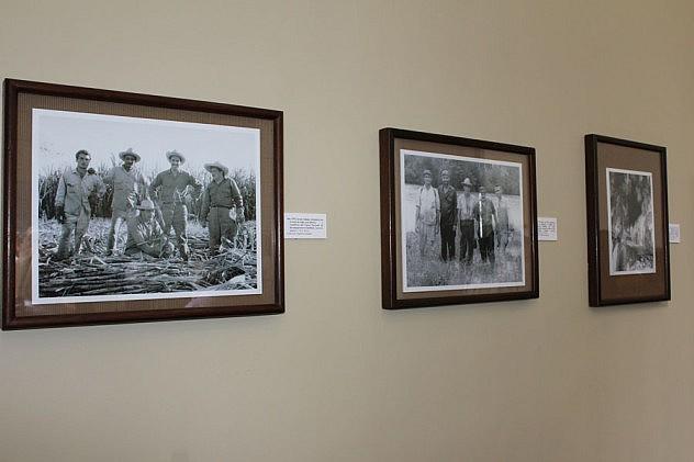 Expo Alberto Granado en la Casa de José Marti