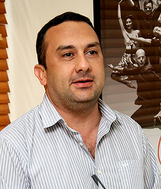 Juan Carlos Lossada (Foto: CNAC)