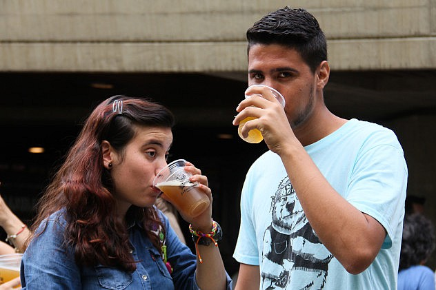Ruta de la Cerveza. Foto: Milangela Galea