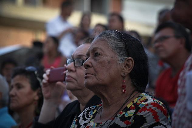 Operaciones Psicologicas Contra Venezuela. Los ponentes son el psiquiatra Erick Rodriguez y la psicologa Ovilia Suarez 27_08_2015 fotos Miguel Moya (27)