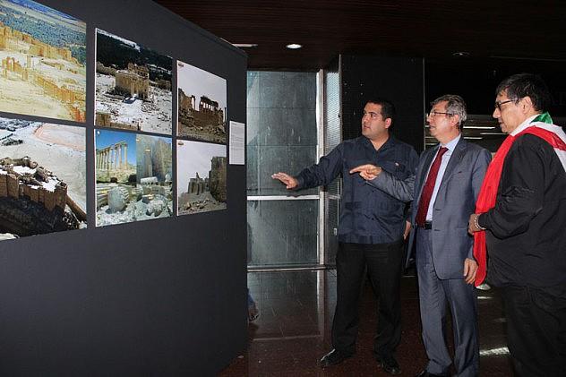 Tesoro de lo Monumentos de Siria Patrimonio de la Humanidad11
