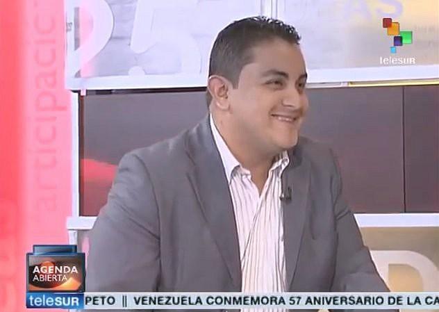 Walter Ortiz (Archivo/Telesur)