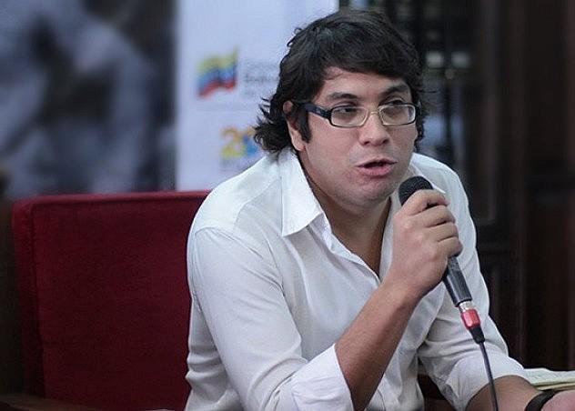 Luis Enrique Belmonte (Archivo)