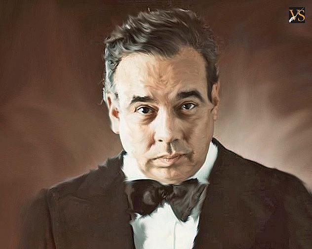 Aldemaro Romero. Imagen tomada de Venezuela Sinfónica